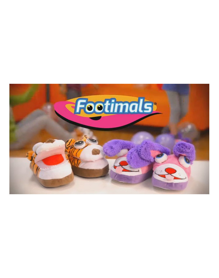 Chaussons animaux Footimals